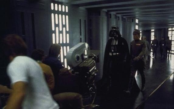 Detrás de cámaras de clásicos del cine - La Guerra de las Galaxias