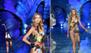 La novia de Miley Cyrus se desnudó en el desfile de Victoria's Secret