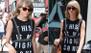Taylor Swift usó un ARNÉS y los fans se burlaron de ella... ¡mira cómo les contestó!