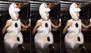 Taylor Swift se disfrazó de Olaf y dio un show inolvidable