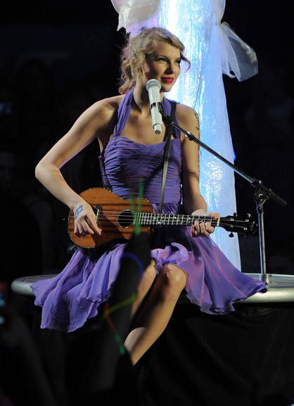 MTV EMA 2012: ¡los nominados a Mejor Look! - TAYLOR SWIFT