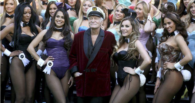 Playboy NO publicará más desnudos
