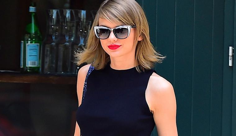 Taylor Swift es LA mejor dama de honor