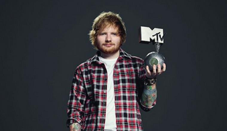 Razones por las que Ed Sheeran será el mejor host
