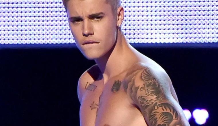 Las fotografías más extrañas de Justin Bieber