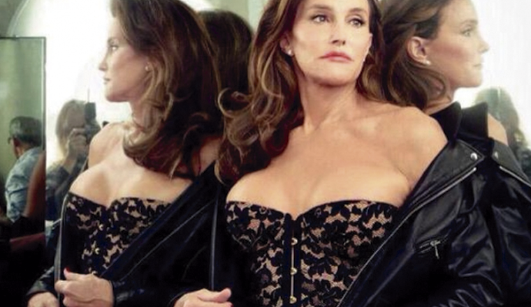 Caitlyn Jenner le quitará el título de más fashion a sus hijas