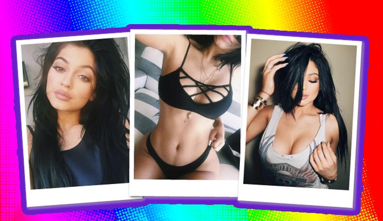 ¡Tutoriales de belleza con Kylie Jenner!