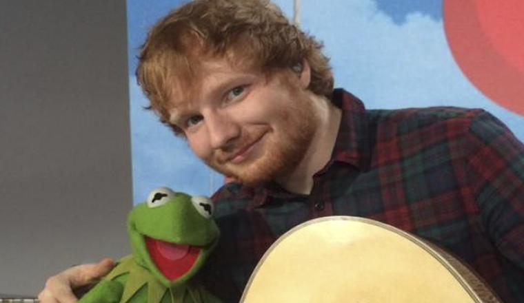 El vídeo más tierno de Ed Sheeran hasta ahora