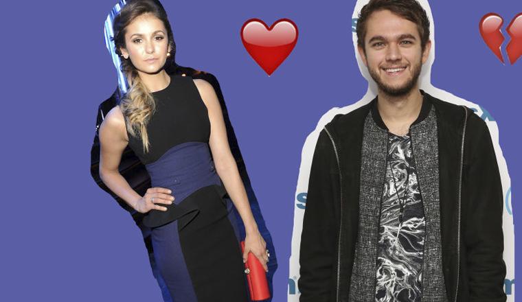 Zedd superó a Selena Gomez con Nina Dobrev