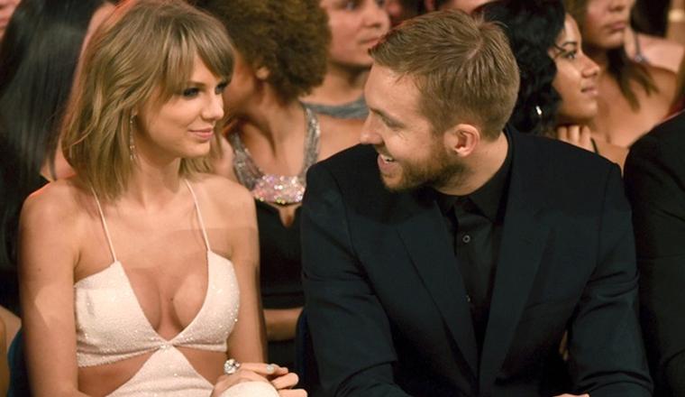 ¡Calvin y Taylor Swift posarán en ropa interior!