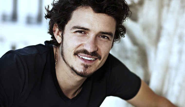Las últimas fotos de Orlando Bloom sin camiseta