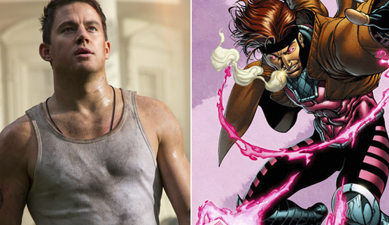 Channing Tatum será el nuevo X-Men