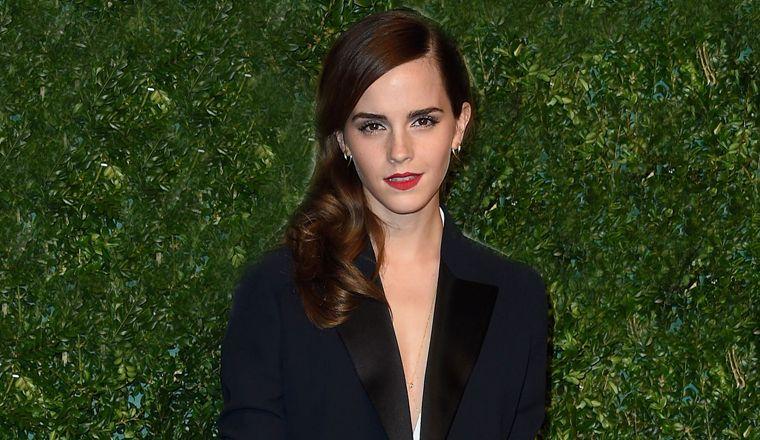 La nueva campaña de ropa de Emma Watson