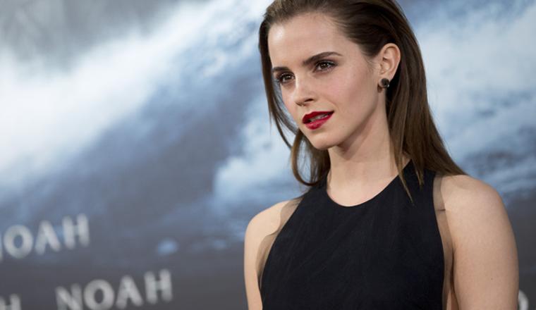 Emma Watson saldrá topless en su siguiente película