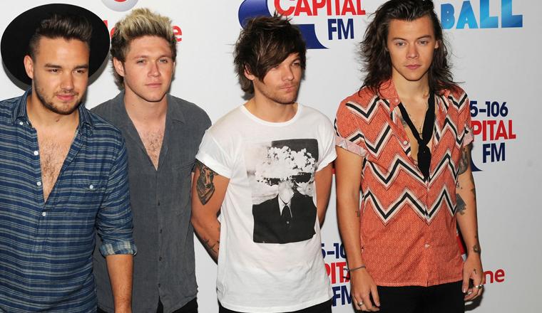 ¡One Direction en Lollapalooza!