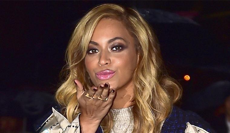 El nuevo photoshoot de Beyoncé
