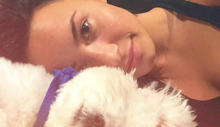 ¡Demi Lovato perdió a su perro!