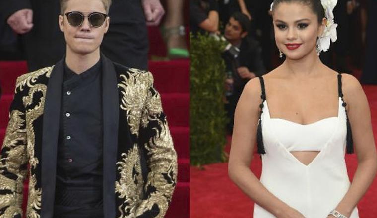 Selena Gomez se encontró con Justin Bieber en los MET