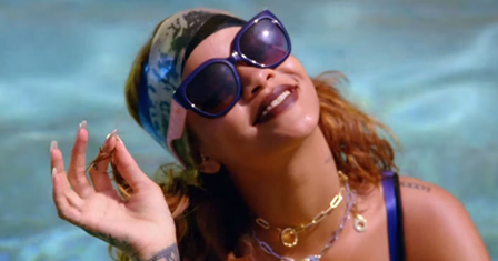 El mensaje de Rihanna que le cambió la vida a esta chica