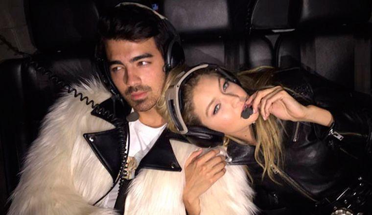 ¡Joe Jonas se está convirtiendo poco a poco en Zayn Malik!