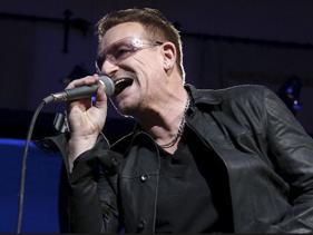¡Bono sufrió accidente!