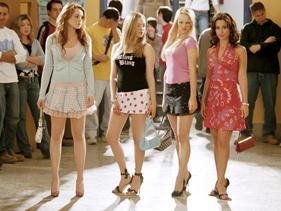 ¡Lindsay Lohan quiere secuela de Chicas Pesadas!