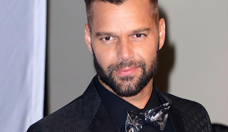 """Ricky Martin presume su calzado """"espacial"""" en Instagram"""