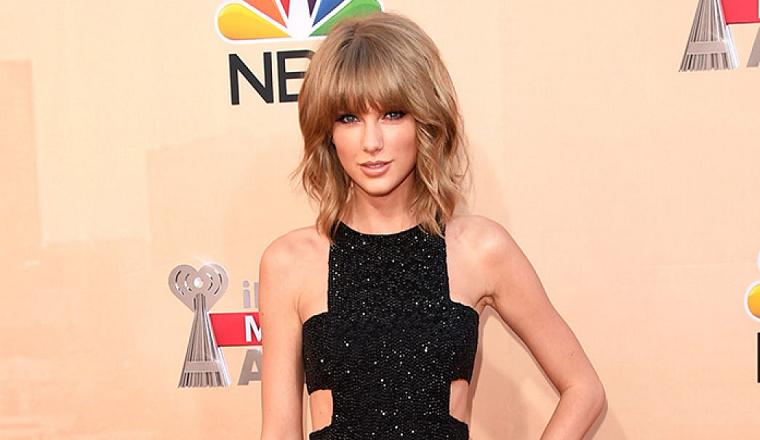 ¡Taylor Swift y Madonna en los iHeartRadio Music Awards!