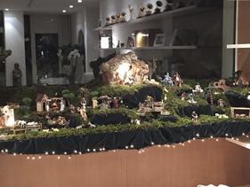Shakira presume los adornos navideños de su casa
