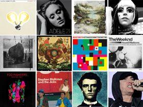Lady Gaga, Adele y otros: Mejores Discos de 2011