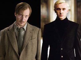 Batalla F: Remus Lupin vs. Draco Malfoy