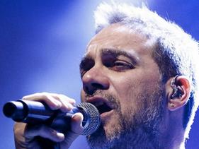 Vicentico dedicó a Cerati sus shows en México