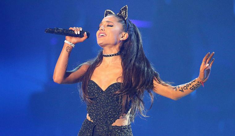 Ariana Grande revela el nombre de su nuevo álbum y es, literalmente, fuera de este planeta