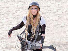 Avril Lavigne quiere grabar canciones navideñas