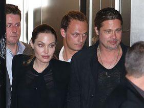 Brad Pitt y Angelina Jolie quieren adoptar de nuevo