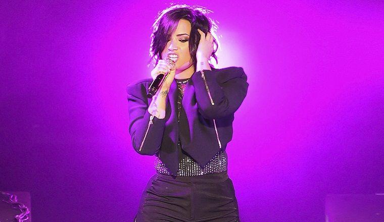 Demi Lovato dedica una canción a Bruce Jenner