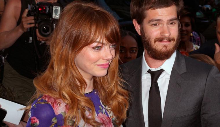 Emma Stone y Andrew Garfield estarían juntos de nuevo