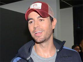 """Enrique Iglesias quiere tener el """"tema del verano"""""""