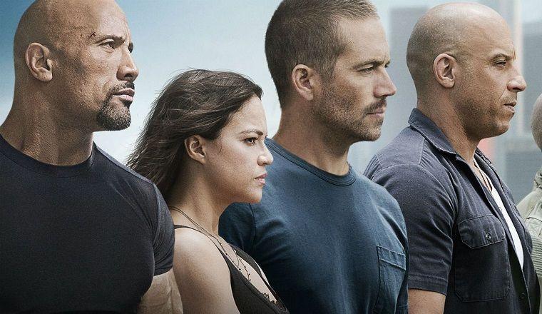 Secretos sobre de Furious 7 que te sorprenderán
