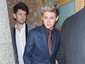 Niall Horan presentó a su nueva novia