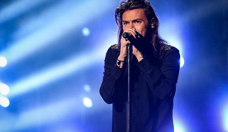 Harry Styles volvió a ser ambiguo en cuanto a su sexualidad