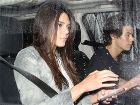 Harry Styles y Kendall Jenner siguen conociéndose