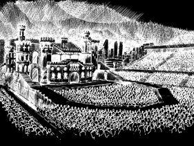 Lady Gaga muestra el diseño del escenario de su gira