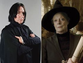 La Copa Harry Potter, Batalla 3: Severus Snape vs. Minerva McGonagall