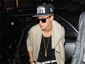 Justin Bieber con problemas en el aeropuerto