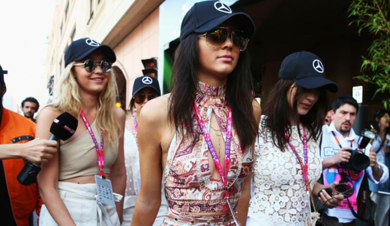 ¿Kendall Jenner consiguió novio en Mónaco?