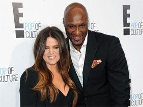 Khloé Kardashian prepara su divorcio de Lamar Odom