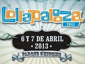 Lollapalooza Chile 2013: ¡conoce los horarios!