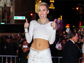 ¿Miley Cyrus en el mundo del Porno?
