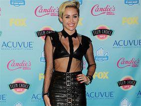 Miley Cyrus está harta de su corte de pelo